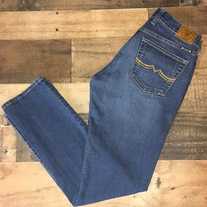 Lucky Brand Sweet and Straight Ankle Jeans